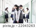 女子 中学生 高校生の写真 22043263