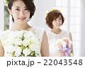 花嫁 ウエディング ブライダルの写真 22043548