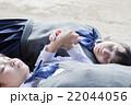 女子 中学生 高校生の写真 22044056