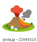 噴火 山【災害・シリーズ】 22045513