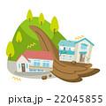 土砂災害【災害・シリーズ】 22045855