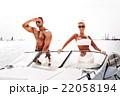 船 舟遊び 船遊びの写真 22058194