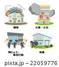 火災保険 住宅 騒擾【災害・シリーズ】 22059776