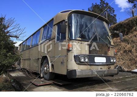 古い観光バス 22060762