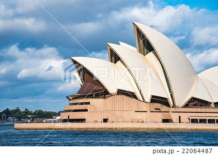 オーストラリア・シドニーのオペラハウス 22064487