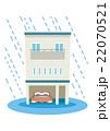 大雨 集中豪雨 水害【災害・シリーズ】 22070521