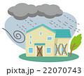 台風 大雨【災害・シリーズ】 22070743