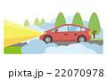 濃霧 霧【災害・シリーズ】 22070978