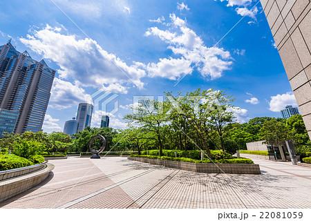 新宿 東京都庁ふれあいモール 22081059