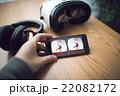 VR ヘッドマウントディスプレイ 卓上の写真 22082172
