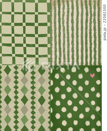 緑の背景のイラスト素材 [22082300] - PIXTA