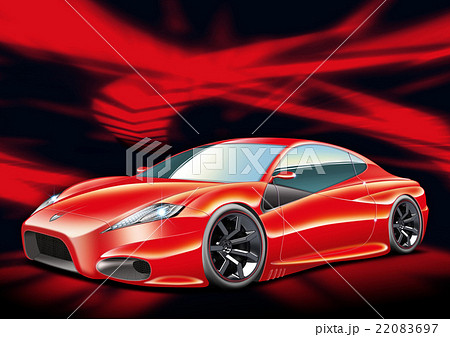 スポーツカー 22083697