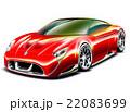 スポーツカー 22083699