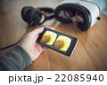 ヘッドマウントディスプレイ VR 卓上の写真 22085940