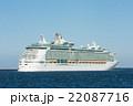 船 乗り物 客船の写真 22087716