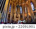 カテドラルの祭壇:バルセロナ 22091901