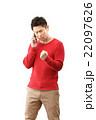 男性 30代 スマホの写真 22097626