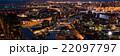 メルボルン 夜景 ヤラ川の写真 22097797