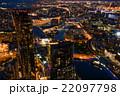 オーストラリア メルボルンの夜景 22097798