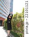 就職活動をする可愛い女子大生 22101121
