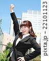 就職活動をする可愛い女子大生 22101123