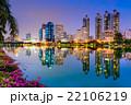 バンコク 反映 写りの写真 22106219