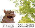 日本 沖縄 シーサー リトルワールド 22112433