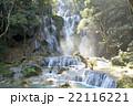 タート・クアンシーの滝 滝 滝つぼの写真 22116221