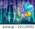 ほたる ホタル 姫蛍のイラスト 22119562