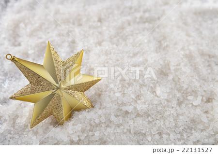 Christmas starの写真素材 [22131527] - PIXTA