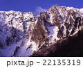 谷川岳 山 岩壁の写真 22135319