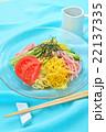 食べ物 冷やし中華 夏の写真 22137335