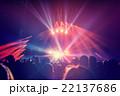 コンサート ライブ 人ごみの写真 22137686