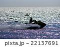 水上スキー 22137691