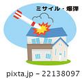 ミサイル 保険 損害 住宅【災害・シリーズ】 22138097