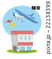 飛行機 騒音【災害・シリーズ】 22138399