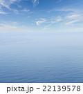 空 海 ブルーの写真 22139578