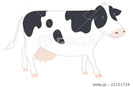 ホルスタイン牛 22151734