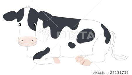 ホルスタイン牛 22151735