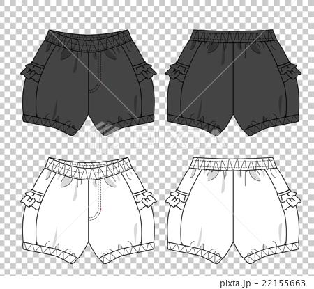 南瓜褲設計圖片/模板 22155663