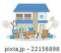 ゴミ屋敷 家 住宅 住居【災害・シリーズ】 22156898