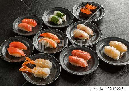 一般的な寿司  General sushi Japanese food 22160274