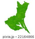 茨城県地図 22164866