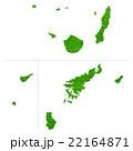 鹿児島県地図2 22164871