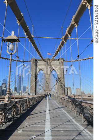 ブルックリンブリッジ  22165063