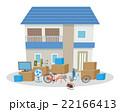 ゴミ屋敷 22166413
