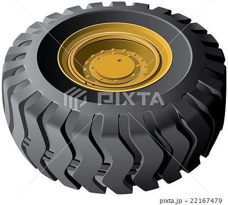 Engineering vehicles wheel 22167479