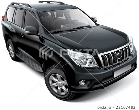 Japanese mid-size luxury SUV 22167482