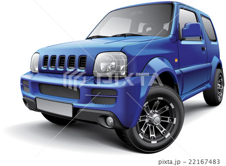 Japanese off-road mini SUV 22167483
