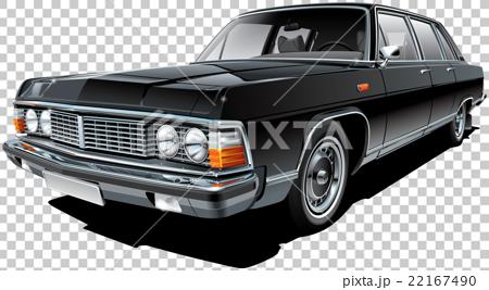 Vintage Soviet limousine 22167490